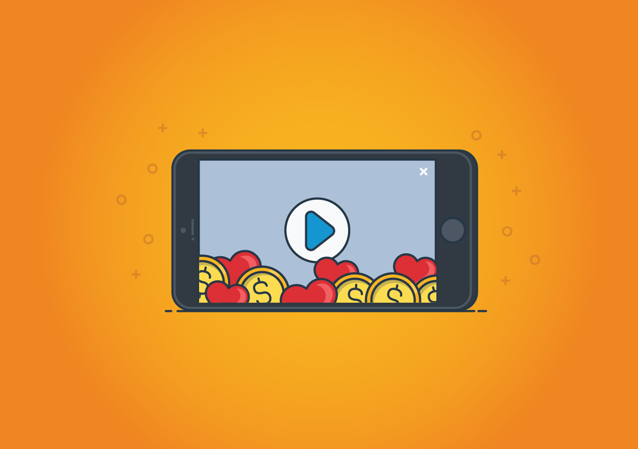 Futureplay Games mobile rewarded video ads
