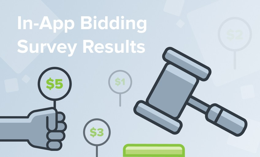 In-app bidding survey